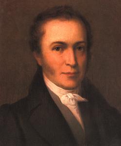 Ernst-Wilhelm Arnoldi: der Vater des deutschen Versicherungswesens und quasi der erste Mitarbeiter der Gothaer.