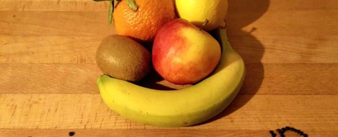 Blogaktion und Wettbewerb Rezept gesunde Ernährung