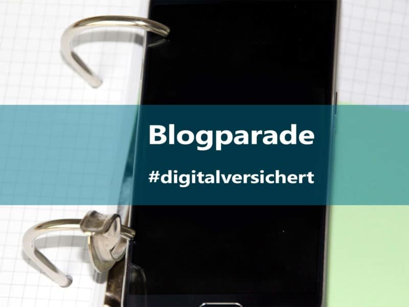 Gothaer Blogparade Digitalisierung
