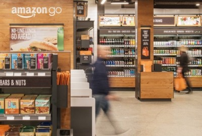 Amazon Supermarkt Amazon Go