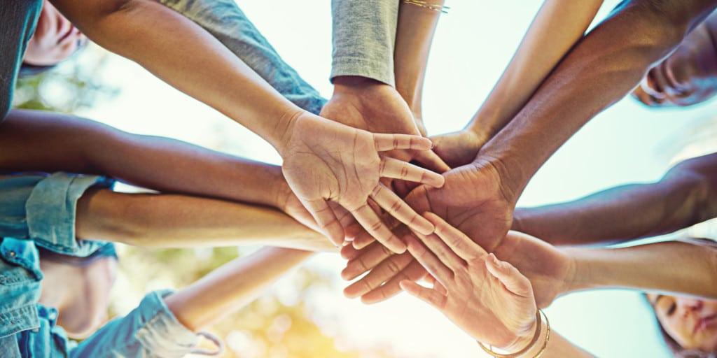 Leben heißt gemeinsam Herausforderungen meistern